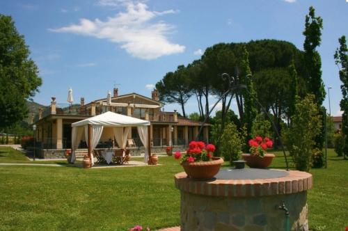 Villa / maison la cappucci à louer à castiglion fiorentino