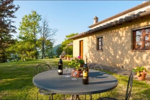 Séjour dans une maison : toscane-arezzo