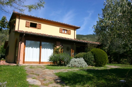 Villa / house francesca to rent in cortona