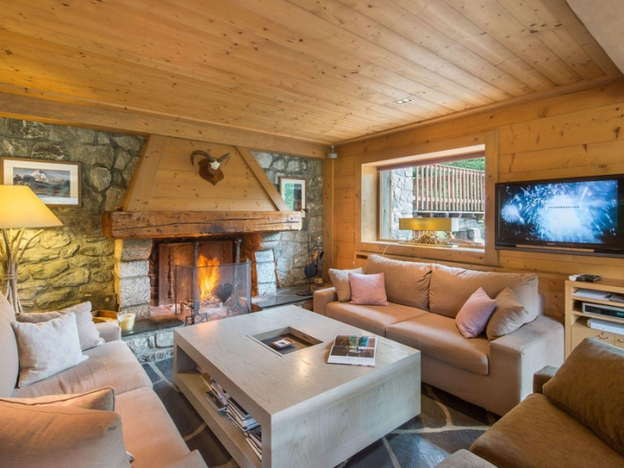 Chalet Agate to rent in Méribel