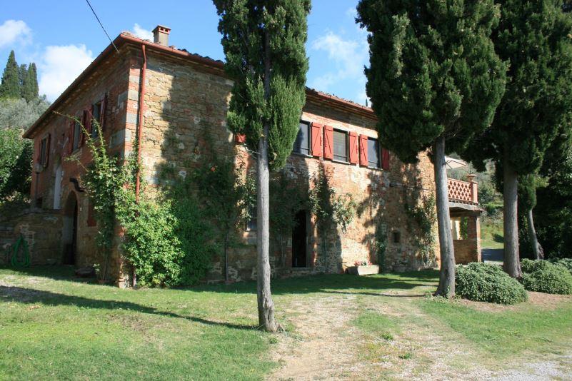 Villa / house Los trecentos to rent in Castiglion Fiorentino