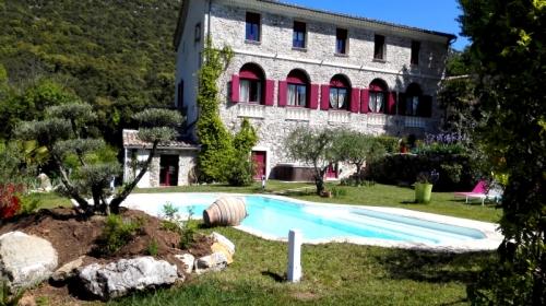 villa / maison cévenoles