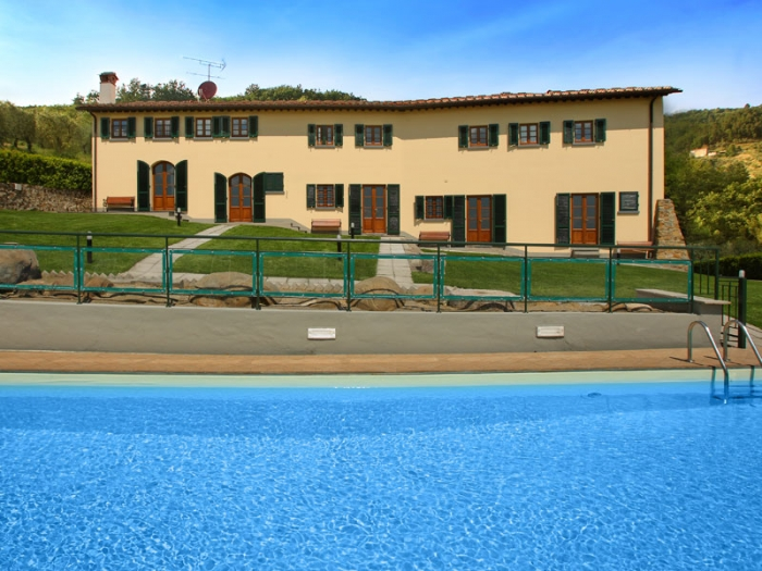 Villa / house Grande to rent in Montecatini Terme