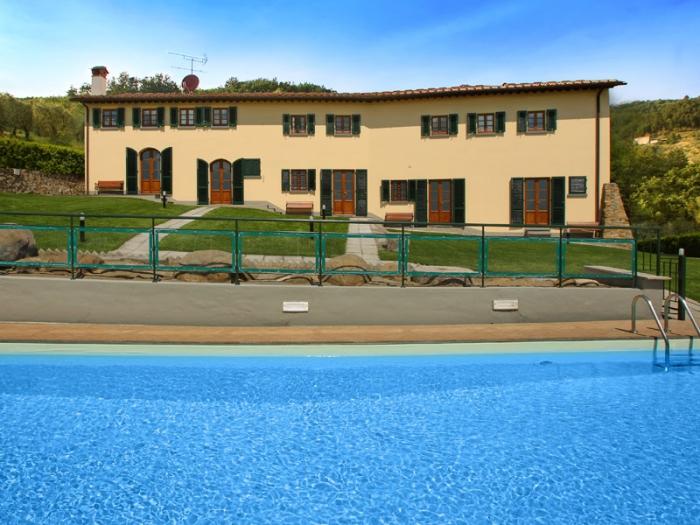 Villa / Maison Grande à louer à Montecatini Terme