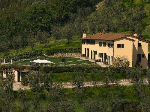 une maison : toscane-florence