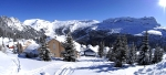 Chalet vin chaud to rent in flaine