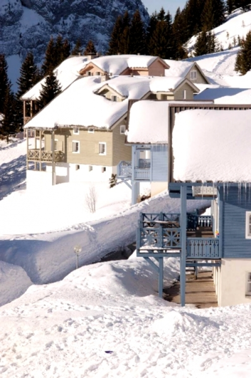 Location chalet vin chaud