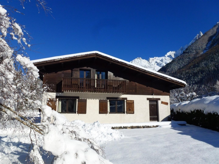 Chalet Améthyste to rent in Chamonix