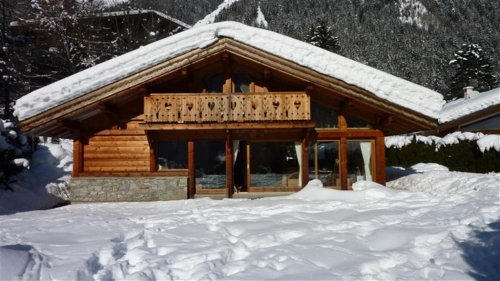Chalets Amétrine to rent in Chamonix