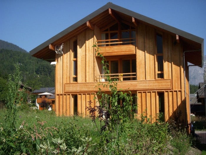 Chalet Ammolite to rent in Chamonix