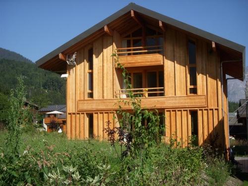 Chalets Ammolite to rent in Chamonix