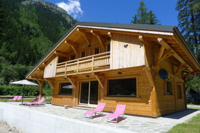 Chalet Vanadinite to rent in Argentière