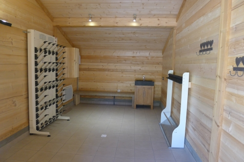 Chalet for 11 people