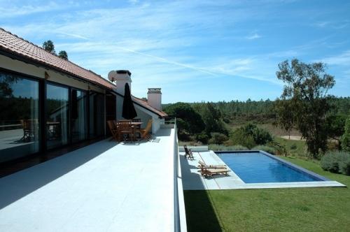 Location villa / maison quinta sesimbra