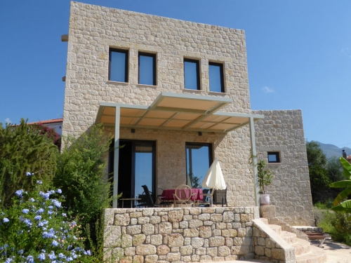 Villa / house À pied de la plage de Stoupa to rent in Stoupa