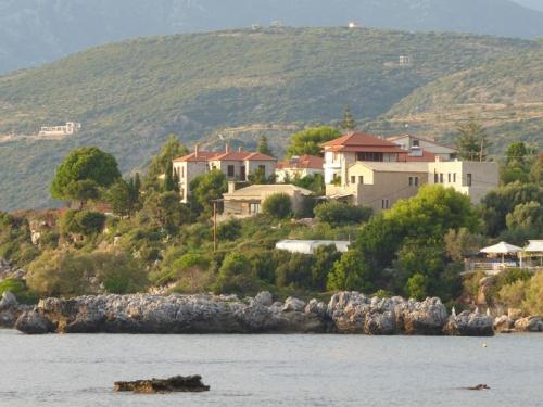 Villa / maison À pied de la plage de stoupa à louer à stoupa