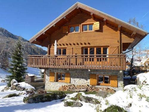 Chalets Soleil d'hiver to rent in Méribel