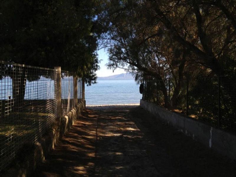 Villa / maison deux pas de la mer à louer à eretria
