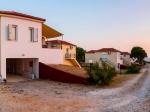 Reserve villa / house romanos plage premiere ligne mer