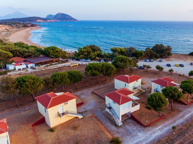 Villa / house Navarino plage to rent in Pylos