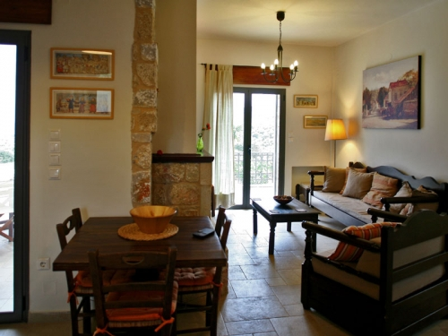 Reserve villa / house messini