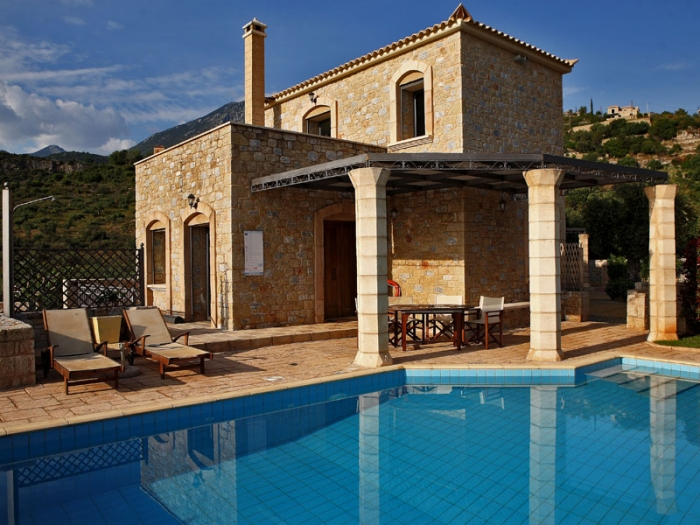 Villa / house Taigete to rent in Stoupa