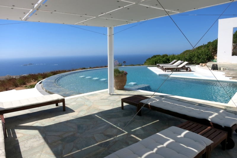 Villa / house for 12 people