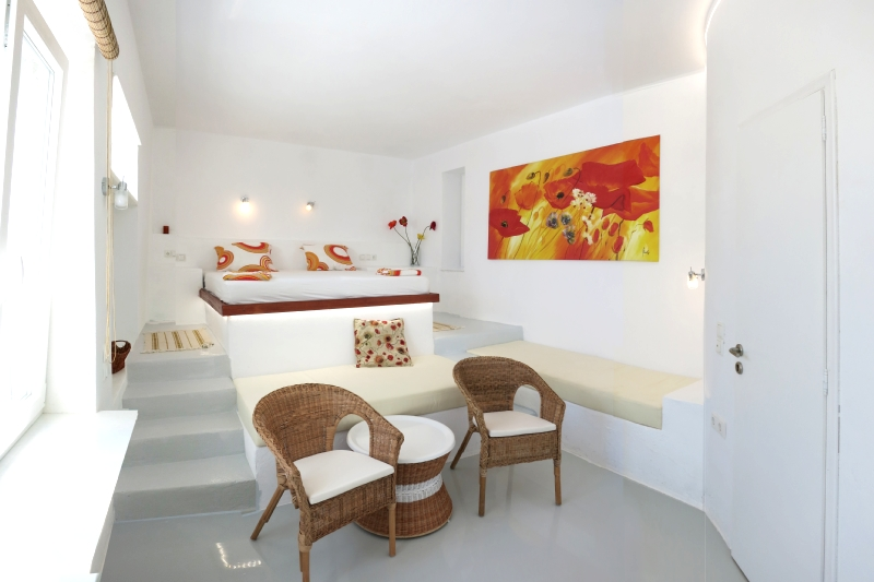 Holiday in house : paros