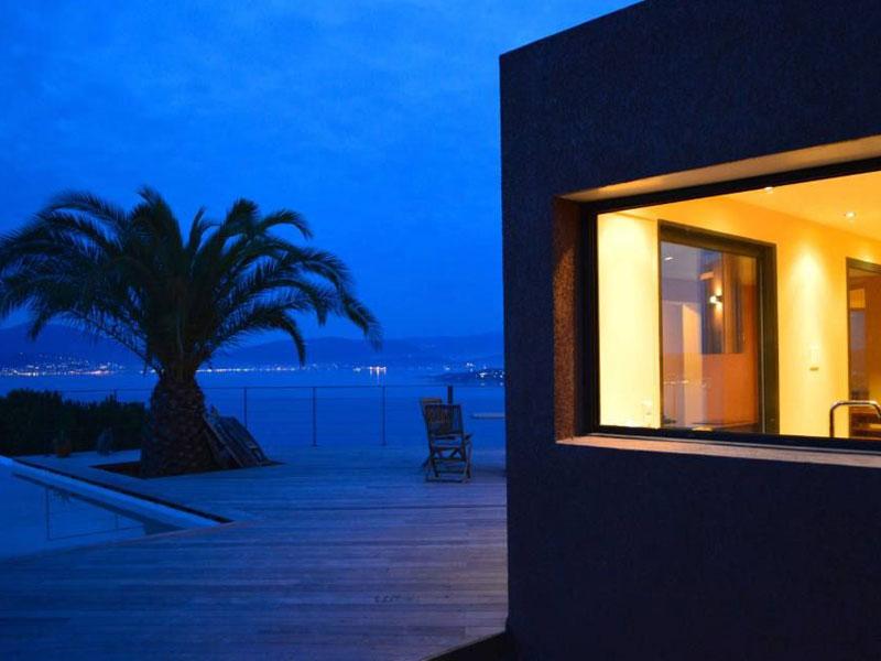 Villa / maison vue golfe d'ajaccio à louer à ajaccio