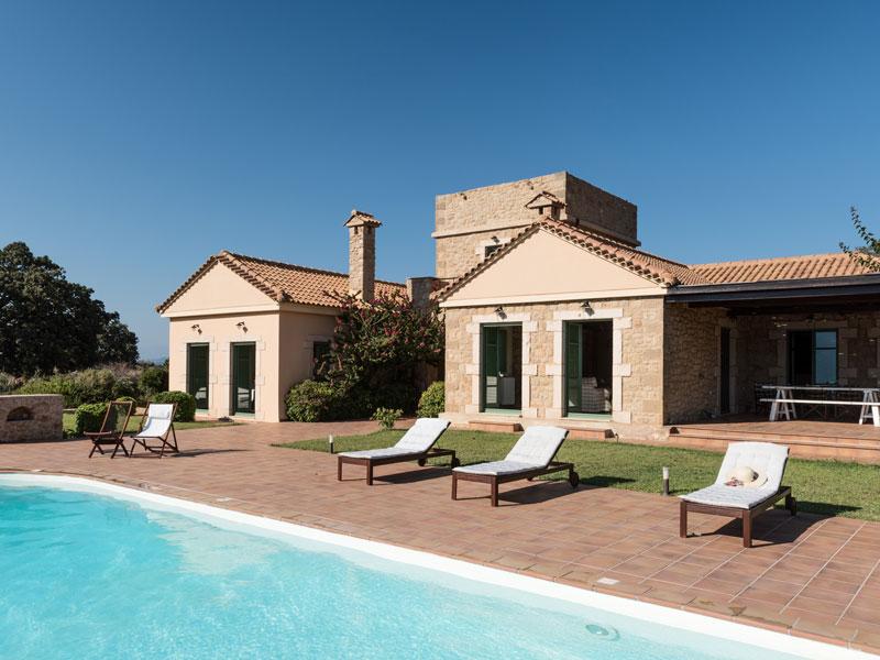 Villa / Maison luxe Skoutari baie