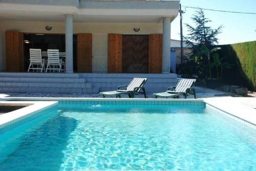Villa / Maison Chaplin à louer à Ametlla de Mar