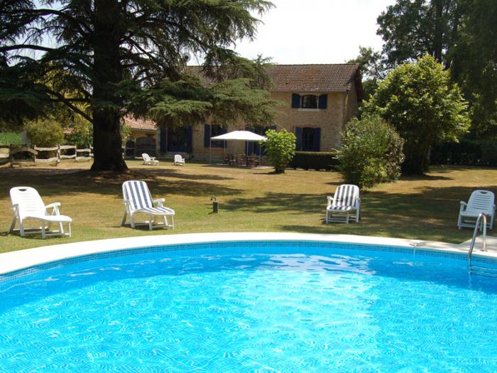 Villa / Maison Armagnac à louer à Labastide d'Armagnac