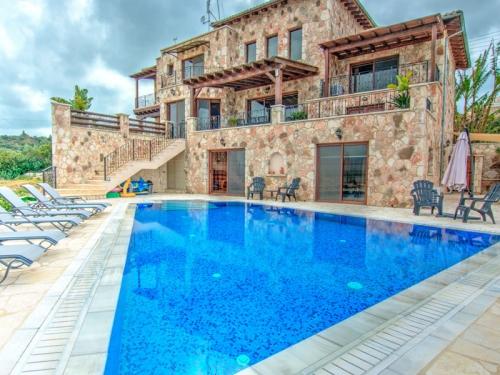 Villa / Maison Cedrus à louer à Neo Chorio
