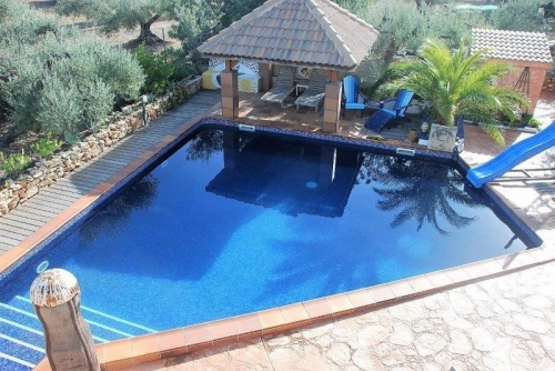 Villa / house rita to rent in ametlla de mar