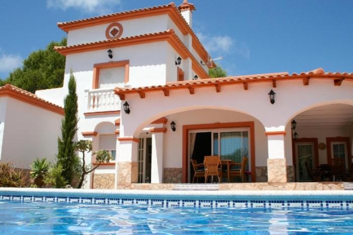 Villa / Maison  LES ANGES à louer à Calpe
