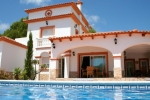 Villa / house  LES ANGES to rent in Calpe