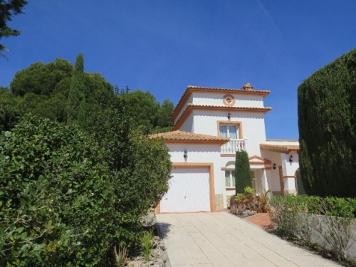 Reserve villa / house  les anges