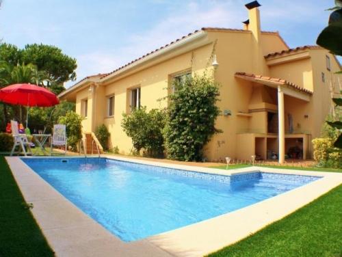 Villa / Maison Olivia à louer à Calella de Palafrugell