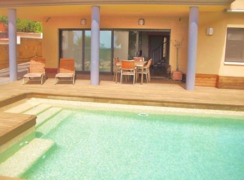 Villa / Maison Angels à louer à Segur de Calafell