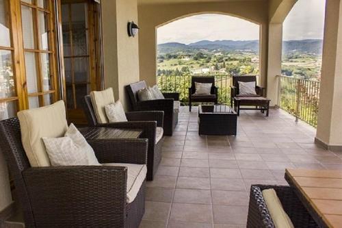 Property villa / house orquidea