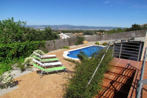 Reserve villa / house amapola