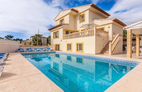 Villa / Maison stefano à louer à Calpe