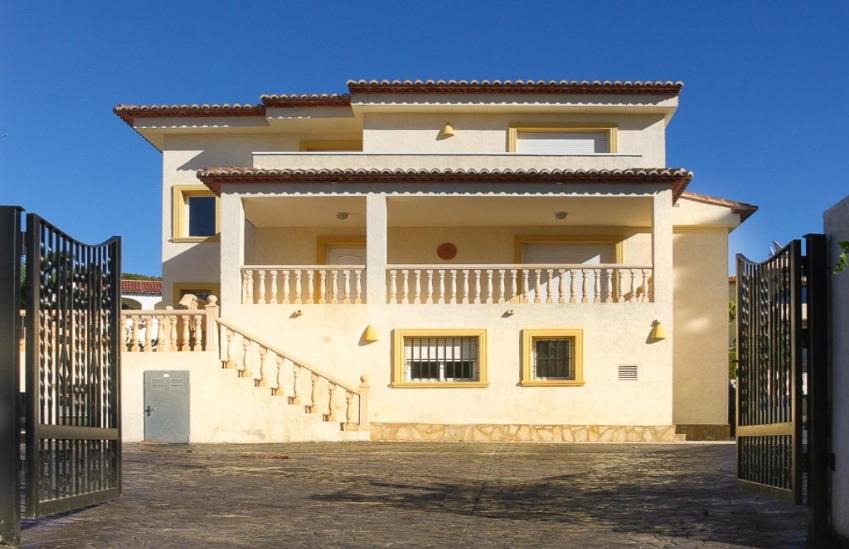 Location villa calpe 16 personnes cbg1601 - Location villa espagne piscine privee ...