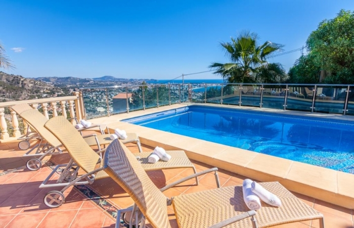 Villa / house Louis to rent in Calpe