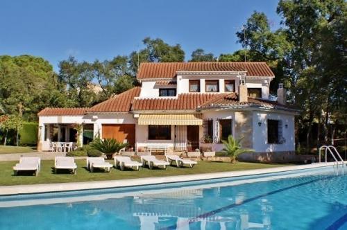 Villa / Maison Aro à louer à Santa Cristina d'Aro