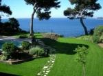 Photo 4 : La mer au bout du jardin