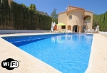 Villa / house Las Brisas to rent in Calpe