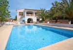 Villa / house Ivoire to rent in Calpe