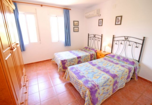 Villa / house palmire to rent in calpe