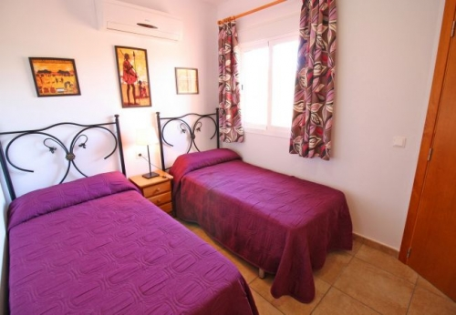Villa / house paulina to rent in calpe
